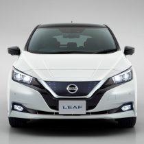 Фотография экоавто Nissan Leaf 2018
