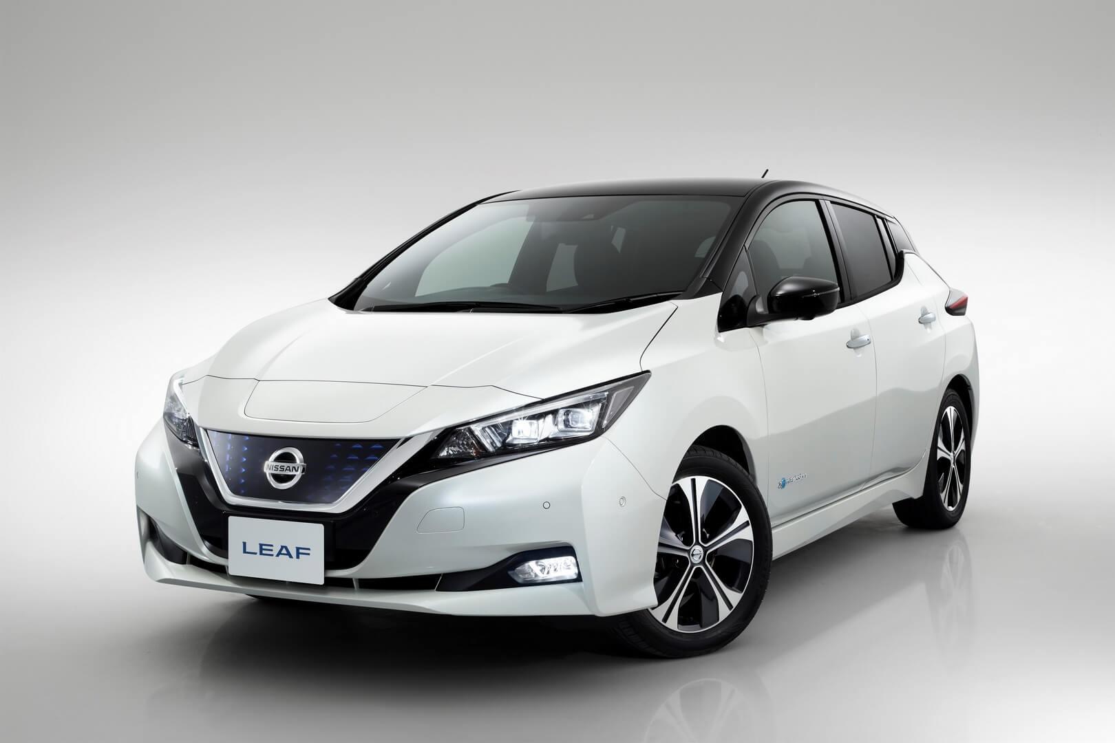 Фотография экоавто Nissan Leaf 2018 - фото 6