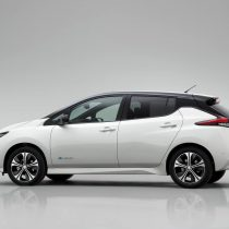 Фотография экоавто Nissan Leaf 2018 - фото 7