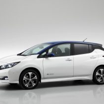 Фотография экоавто Nissan Leaf 2018 - фото 9