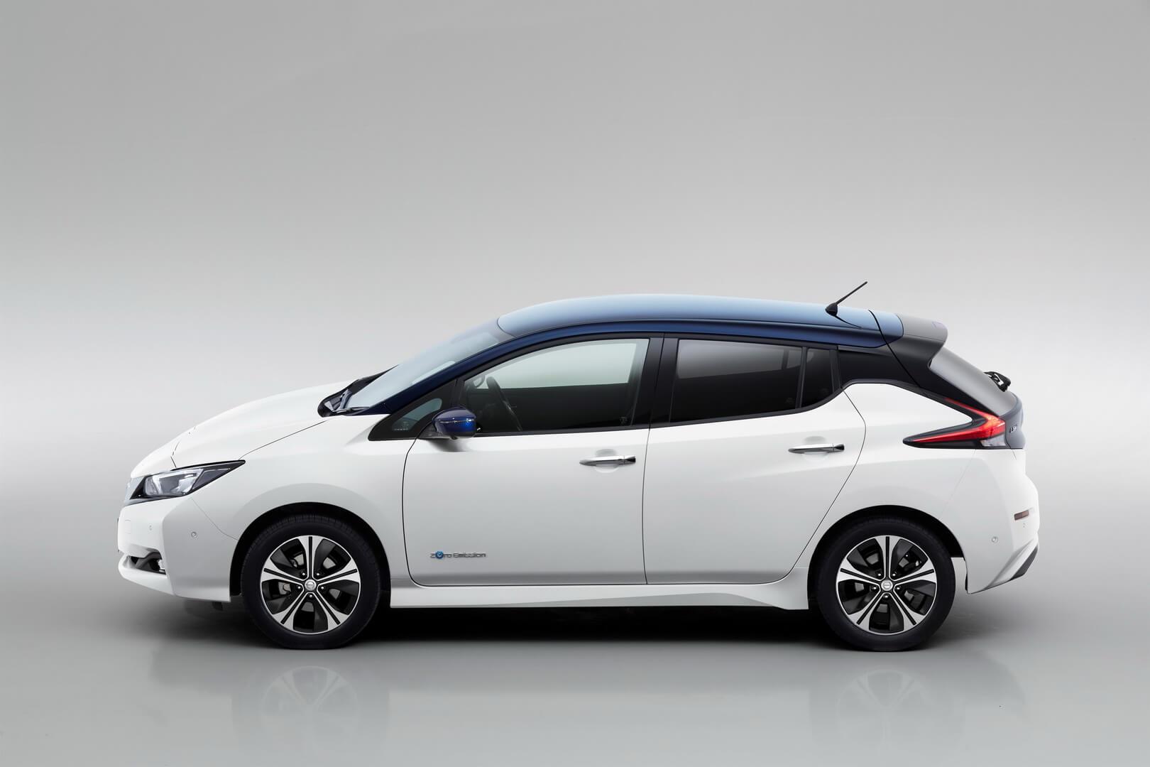 Фотография экоавто Nissan Leaf 2018 - фото 10