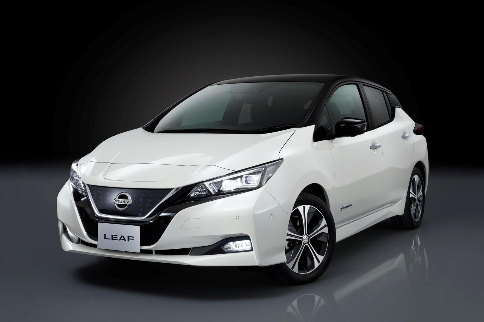 Фотография экоавто Nissan Leaf 2018 - фото 20