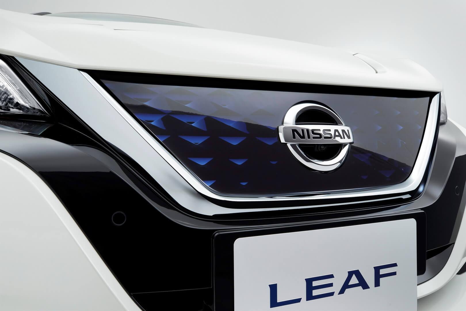 Фотография экоавто Nissan Leaf 2018 - фото 15