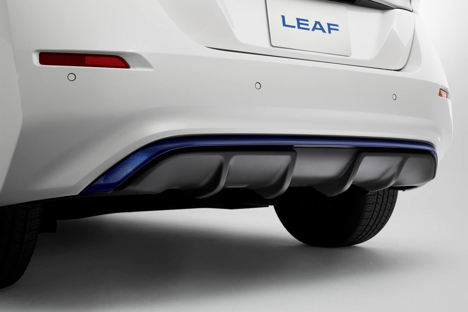 Фотография экоавто Nissan Leaf 2018 - фото 17