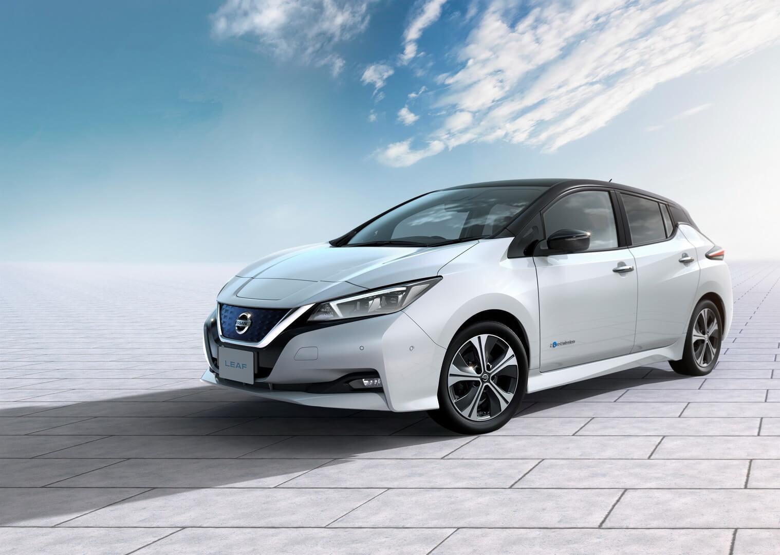 Фотография экоавто Nissan Leaf 2018 - фото 22
