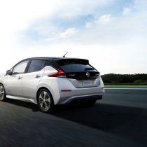 Фотография экоавто Nissan Leaf 2018 - фото 23