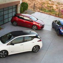 Фотография экоавто Nissan Leaf 2018 - фото 27