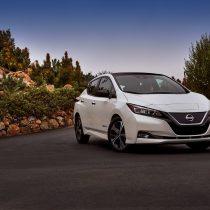 Фотография экоавто Nissan Leaf 2018 - фото 28