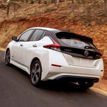 Фотография экоавто Nissan Leaf 2018 - фото 29