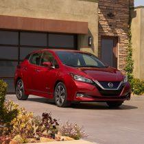Фотография экоавто Nissan Leaf 2018 - фото 31