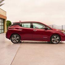 Фотография экоавто Nissan Leaf 2018 - фото 32