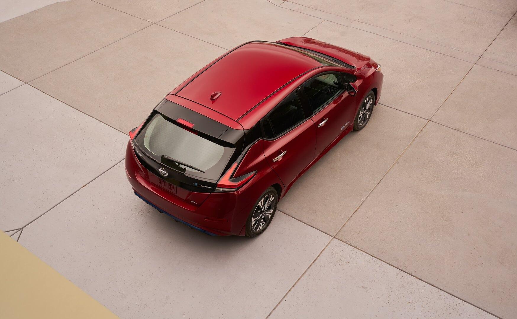 Фотография экоавто Nissan Leaf 2018 - фото 33