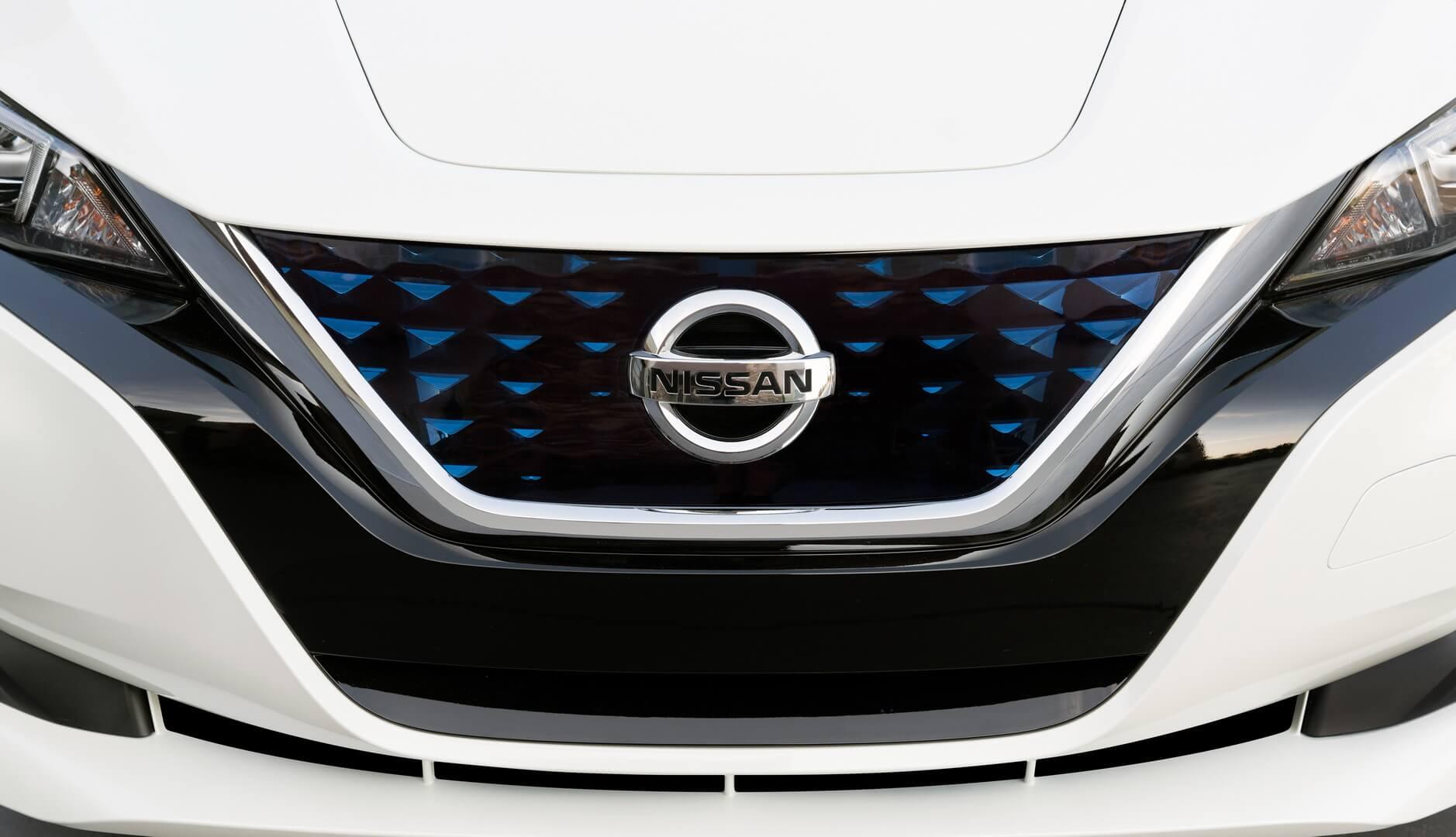 Фотография экоавто Nissan Leaf 2018 - фото 19