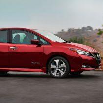 Фотография экоавто Nissan Leaf 2018 - фото 36