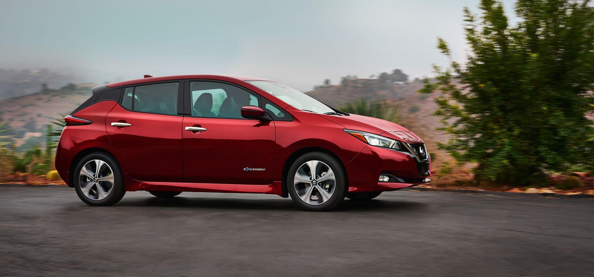 Фотография экоавто Nissan Leaf 2018 (60 кВт•ч) - фото 36