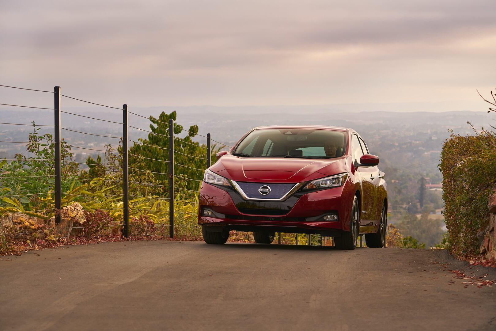 Фотография экоавто Nissan Leaf 2018 - фото 37