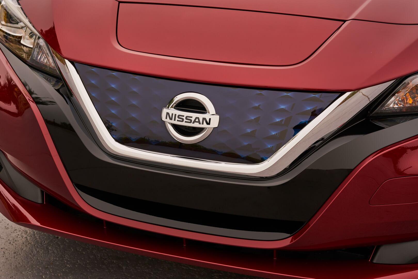 Фотография экоавто Nissan Leaf 2018 - фото 41