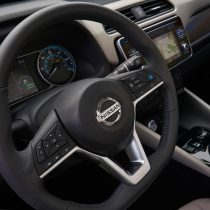 Фотография экоавто Nissan Leaf 2018 - фото 49