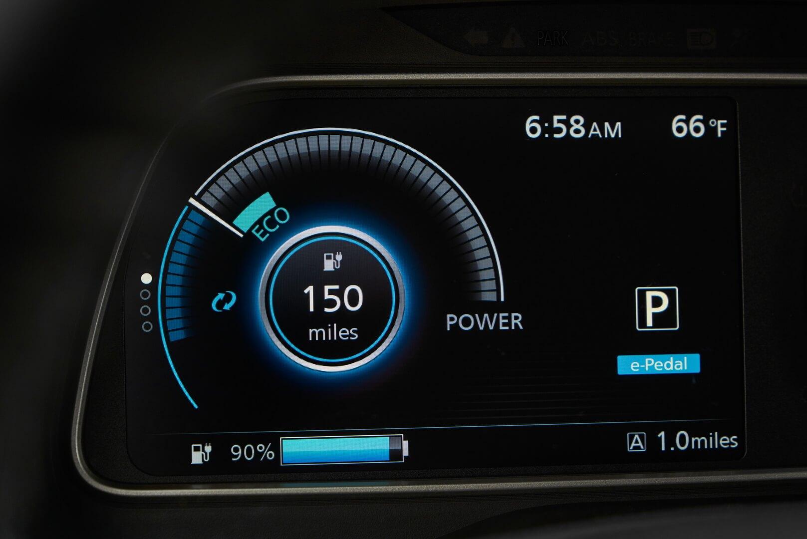 Фотография экоавто Nissan Leaf 2018 (60 кВт•ч) - фото 50