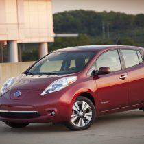 Фотография экоавто Nissan Leaf 2013 (24 кВт•ч) - фото 3