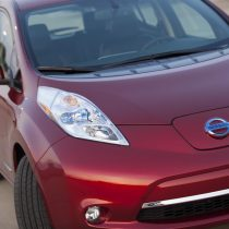 Фотография экоавто Nissan Leaf 2013 (24 кВт•ч) - фото 15