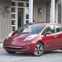Фотография экоавто Nissan Leaf 2013 (24 кВт•ч) - фото 18