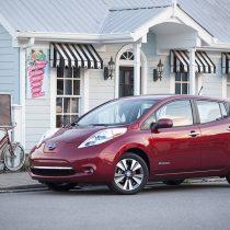 Фотография экоавто Nissan Leaf 2013 (24 кВт•ч) - фото 19