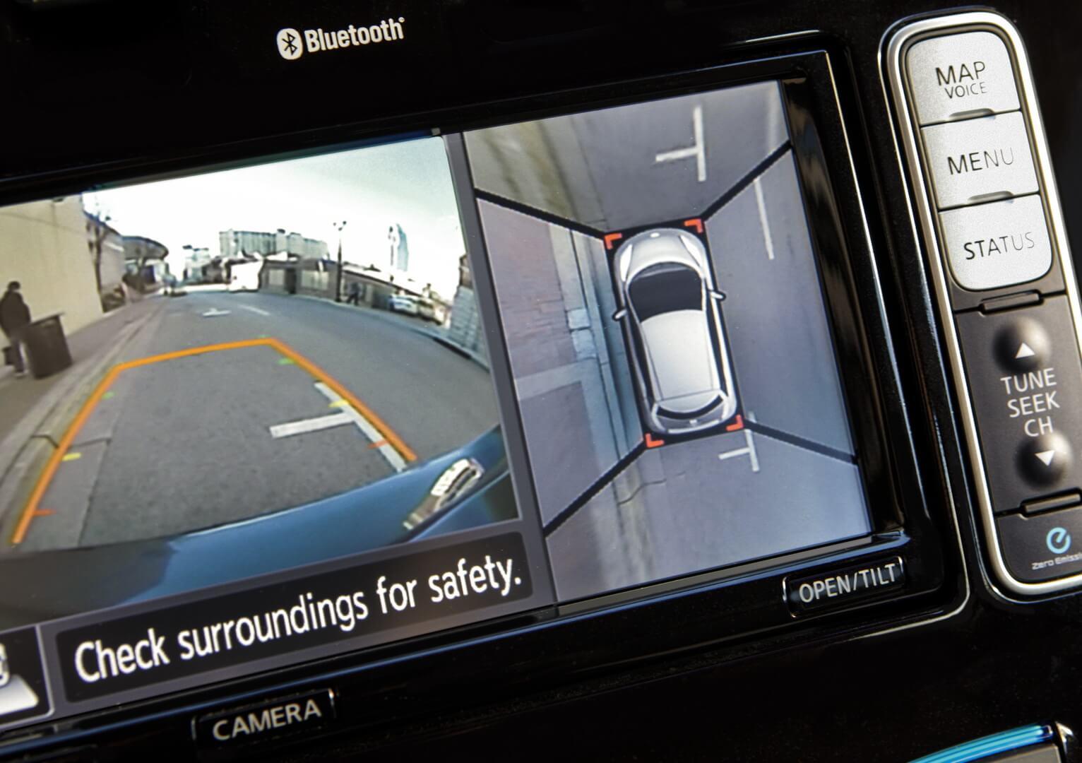 Фотография экоавто Nissan Leaf 2013 (24 кВт•ч) - фото 33