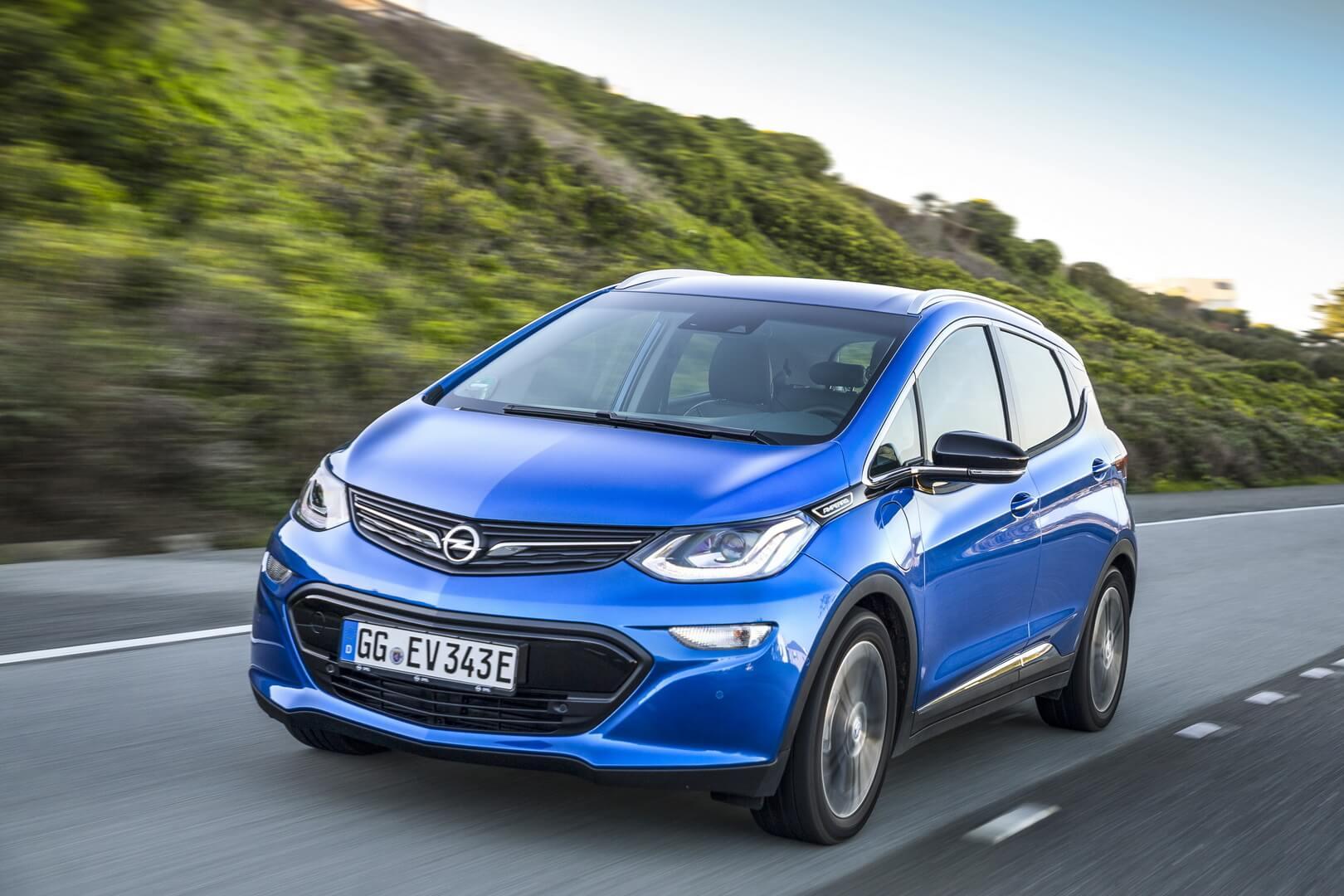 Фотография экоавто Opel Ampera-e