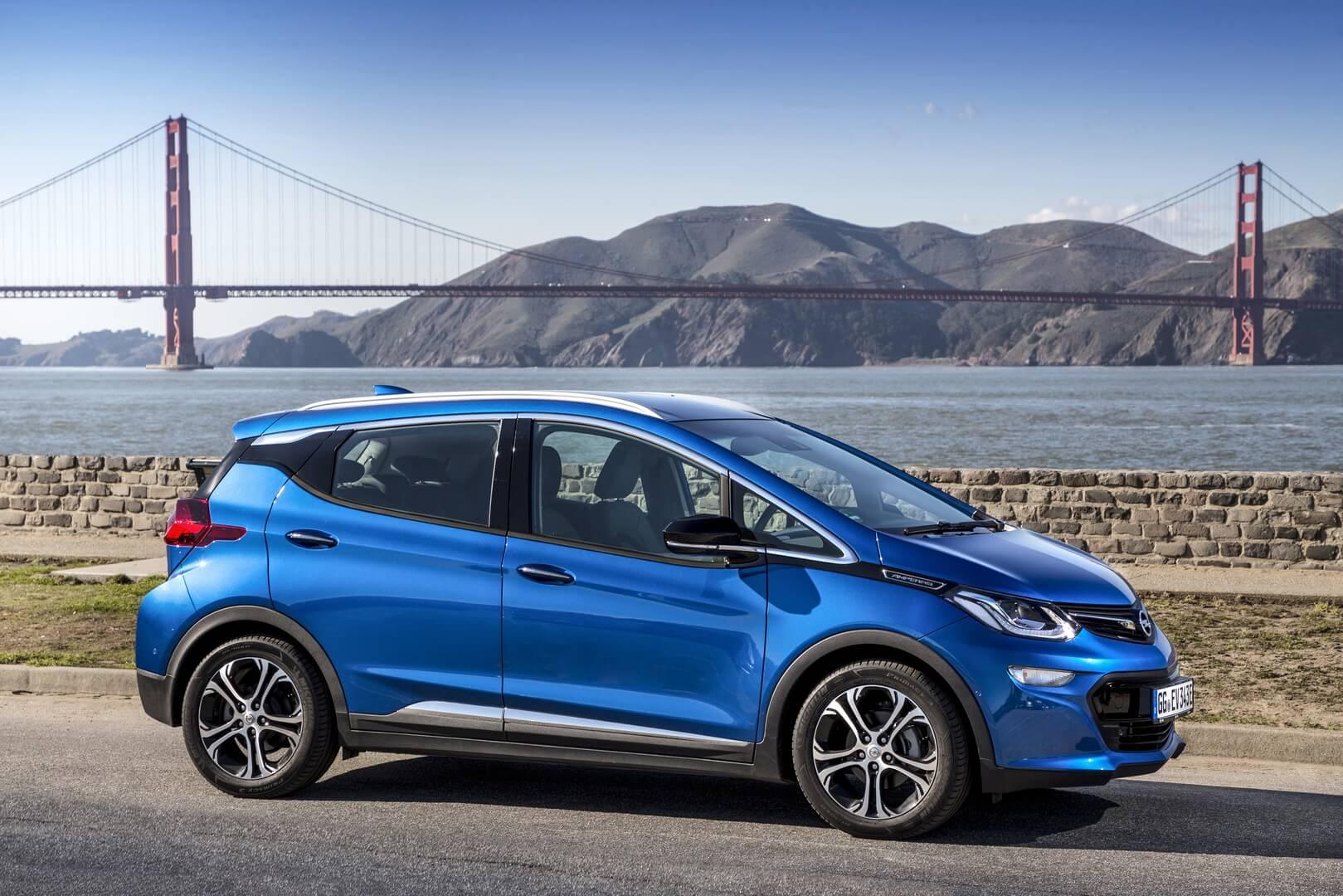 Фотография экоавто Opel Ampera-e - фото 2