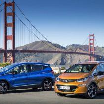 Фотография экоавто Opel Ampera-e - фото 12