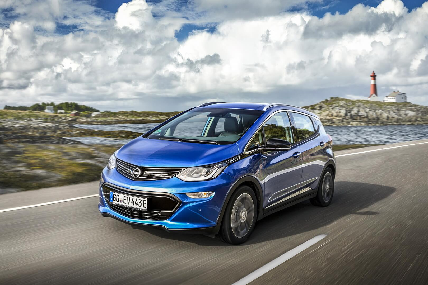Фотография экоавто Opel Ampera-e - фото 13