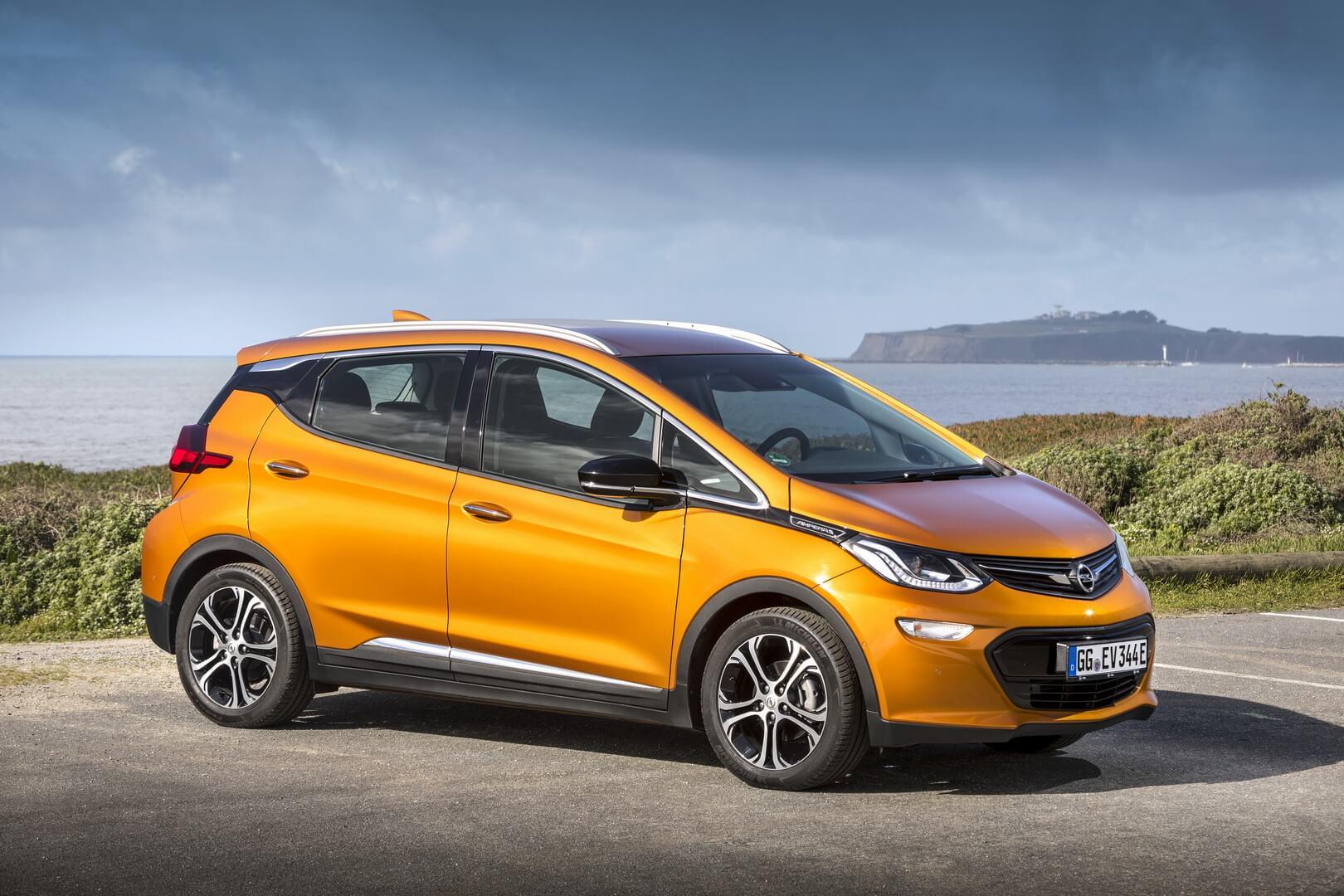 Фотография экоавто Opel Ampera-e - фото 19