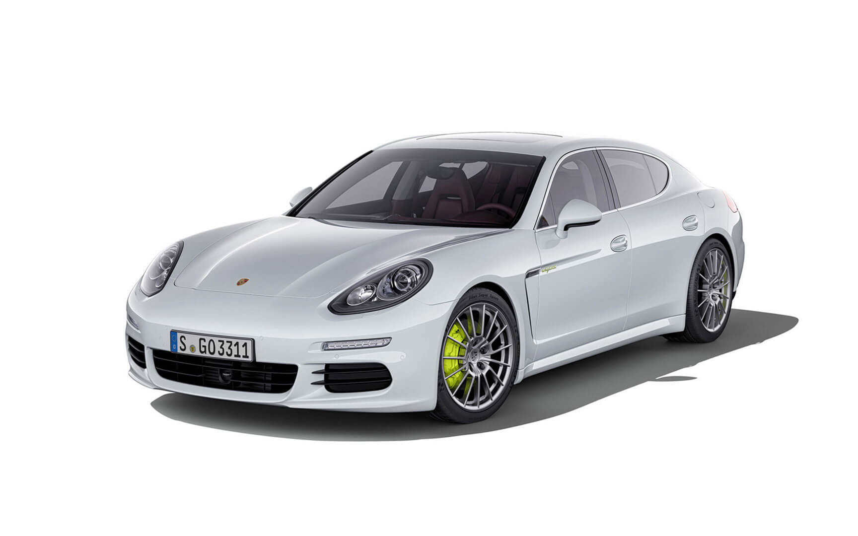 Фотография экоавто Porsche Panamera S E-Hybrid