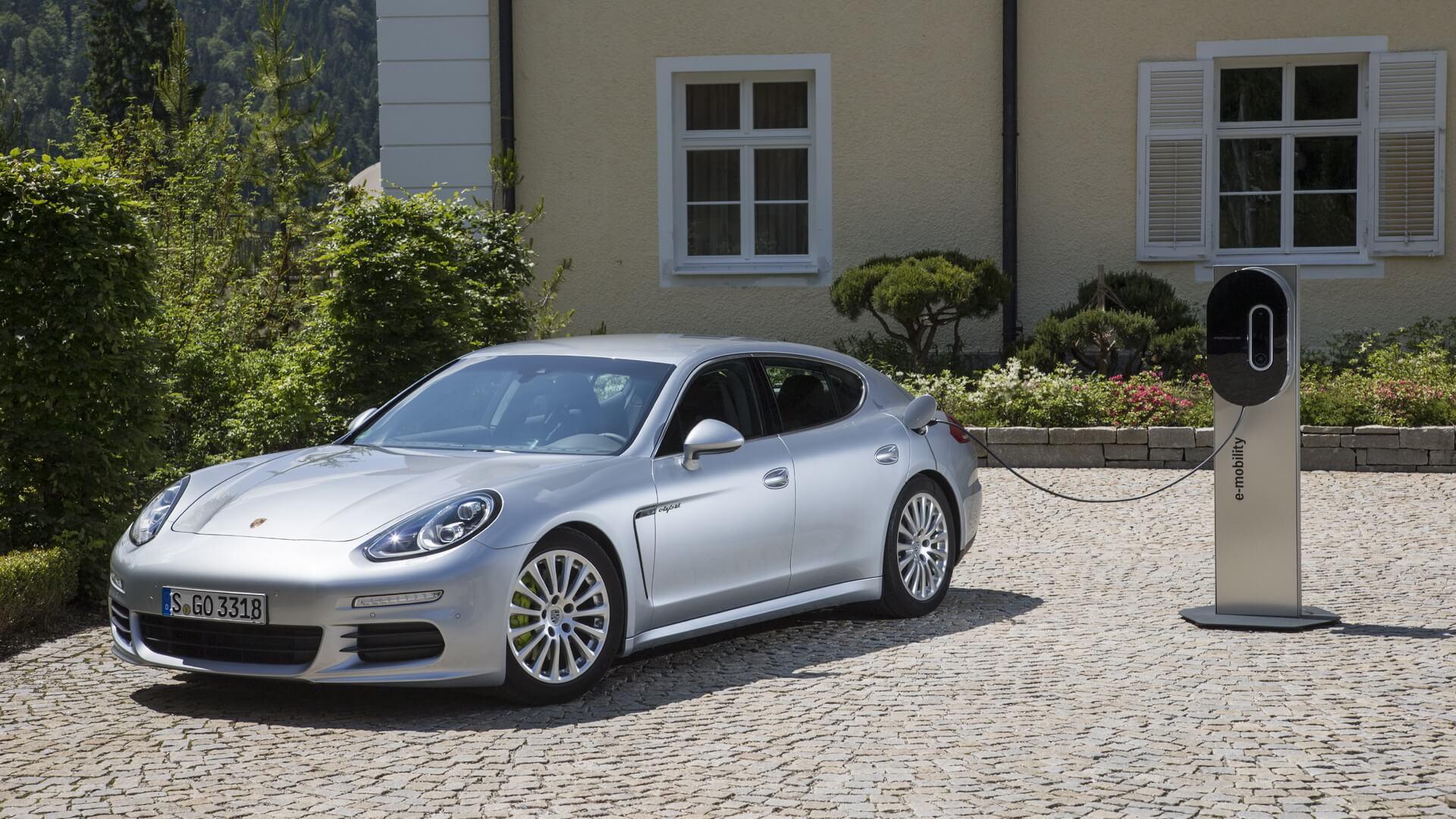 Фотография экоавто Porsche Panamera S E-Hybrid - фото 5