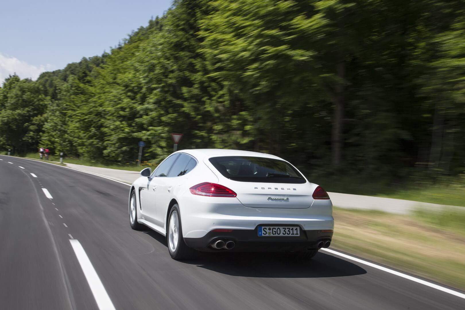 Фотография экоавто Porsche Panamera S E-Hybrid - фото 8