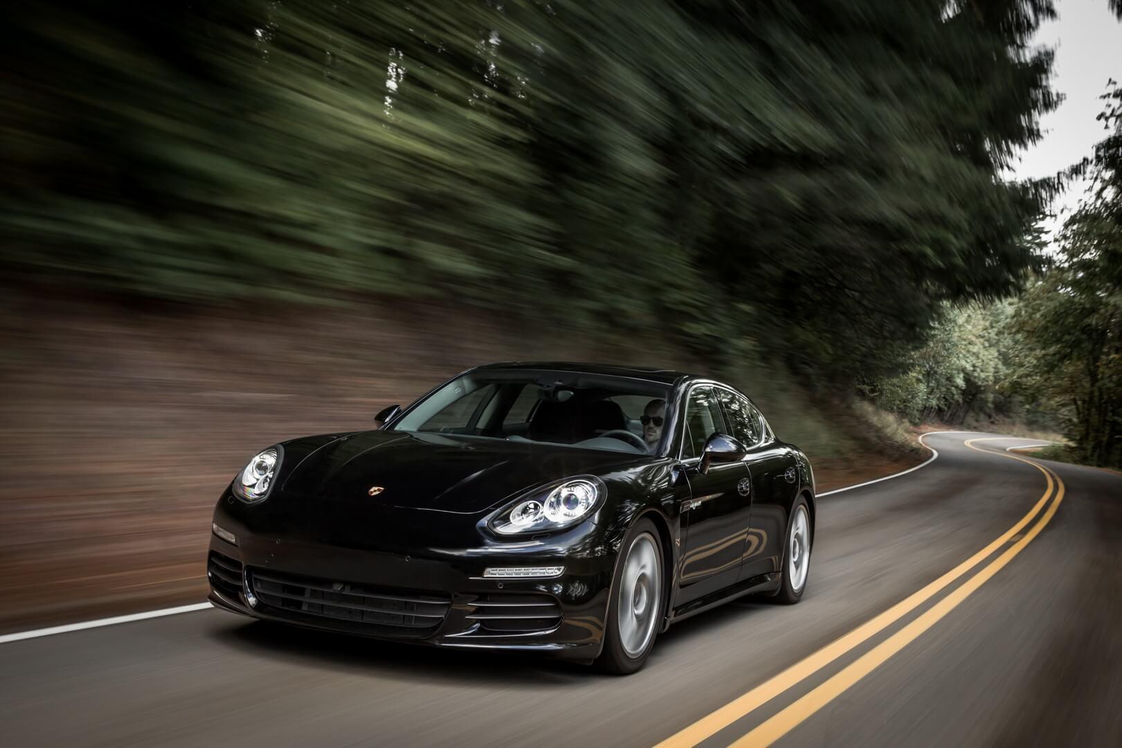 Фотография экоавто Porsche Panamera S E-Hybrid - фото 13