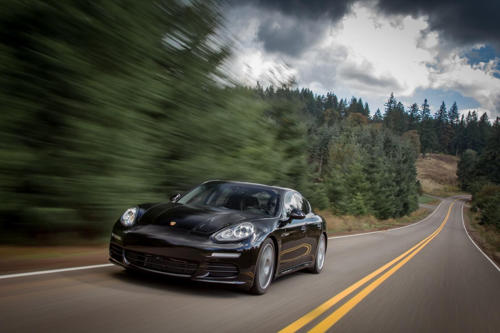 Фотография экоавто Porsche Panamera S E-Hybrid - фото 14