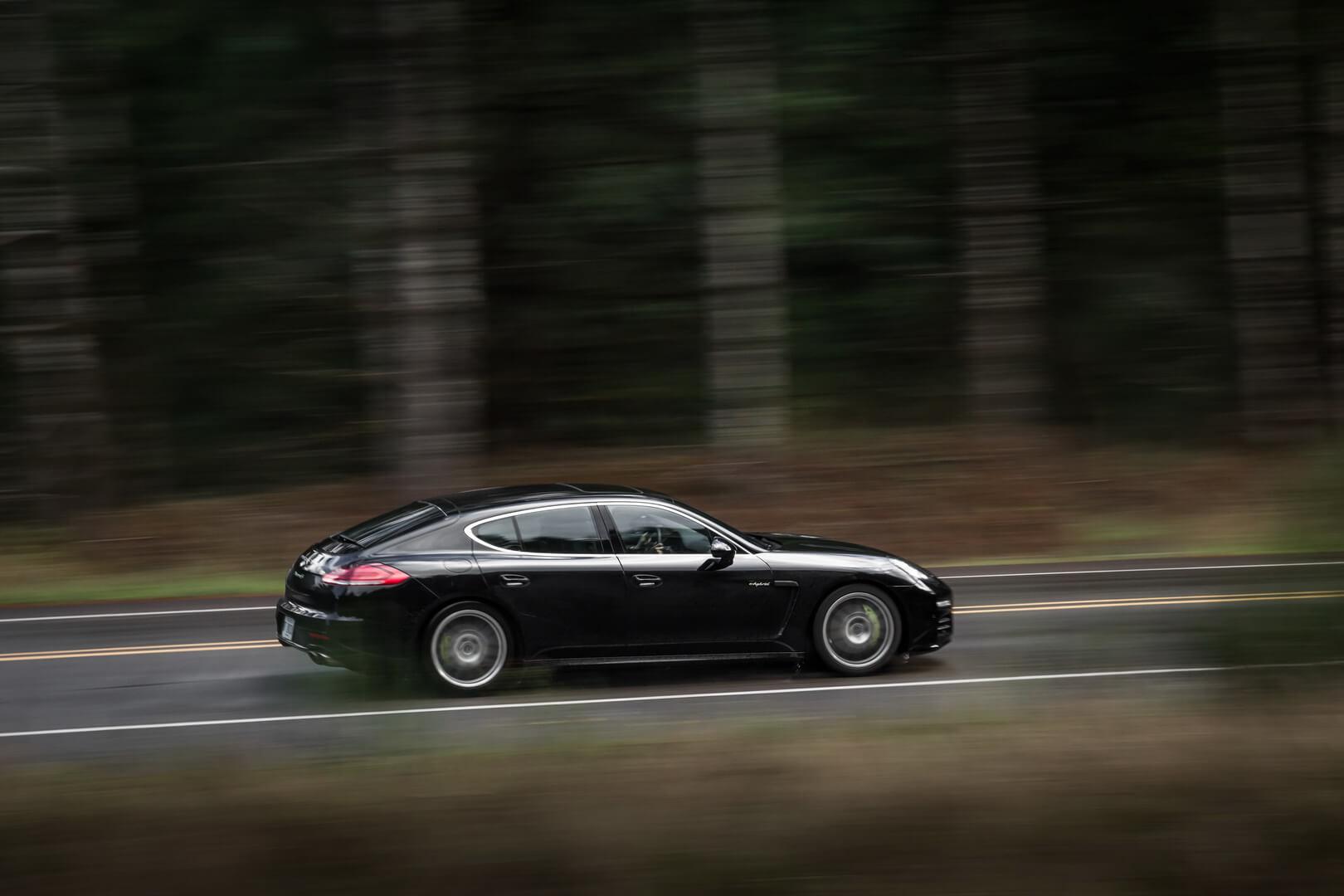 Фотография экоавто Porsche Panamera S E-Hybrid - фото 16