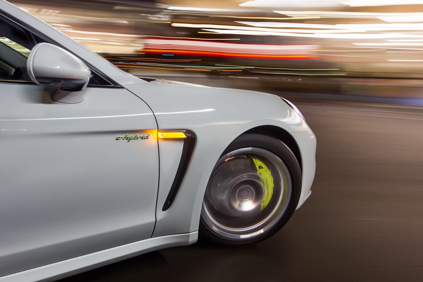 Фотография экоавто Porsche Panamera S E-Hybrid - фото 17