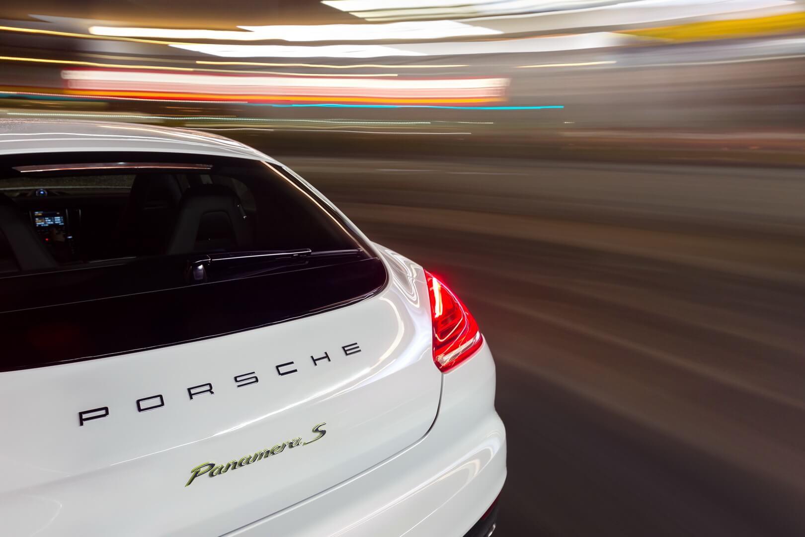 Фотография экоавто Porsche Panamera S E-Hybrid - фото 18