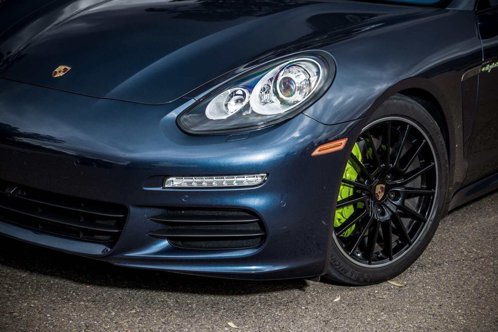 Фотография экоавто Porsche Panamera S E-Hybrid - фото 23