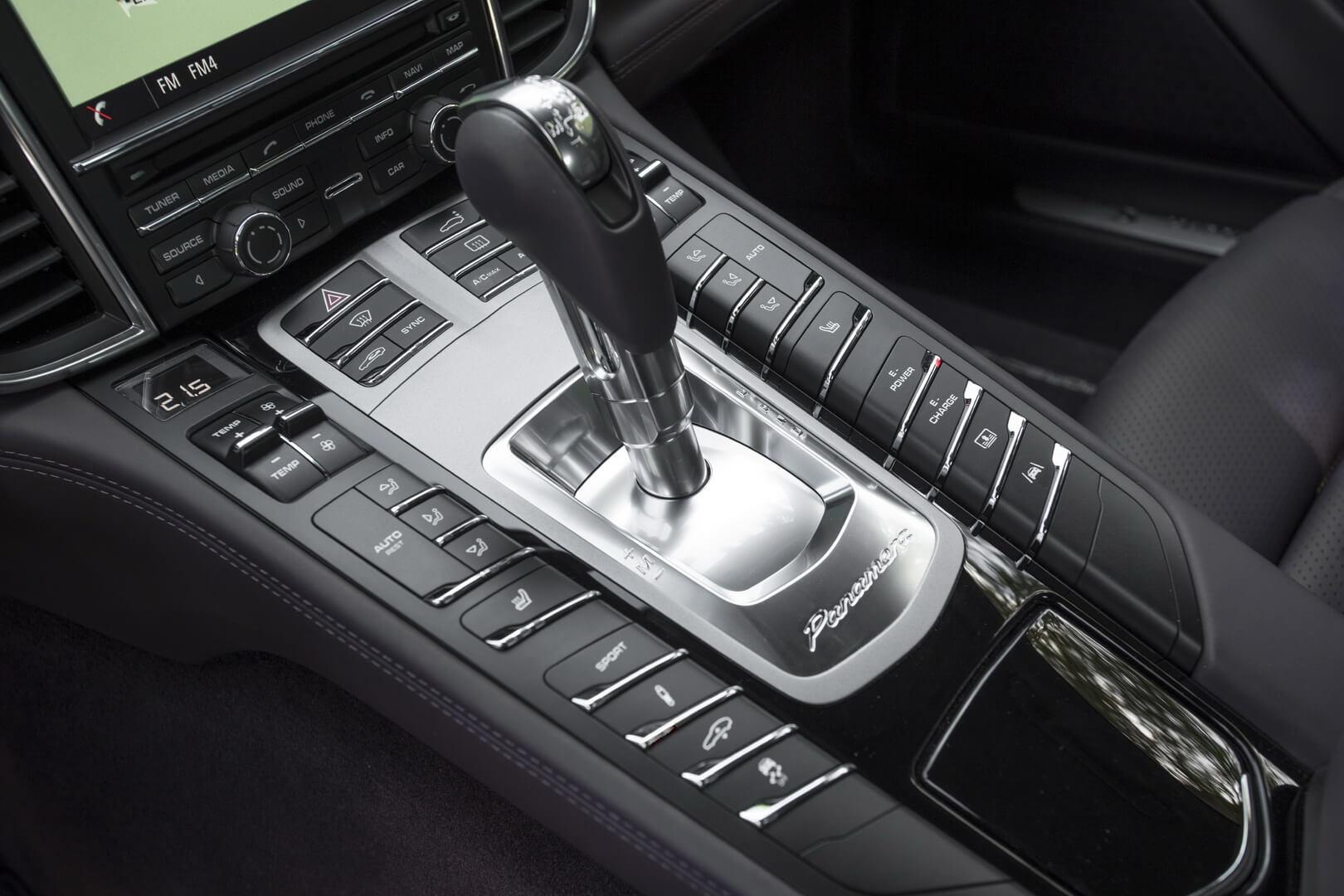 Фотография экоавто Porsche Panamera S E-Hybrid - фото 28
