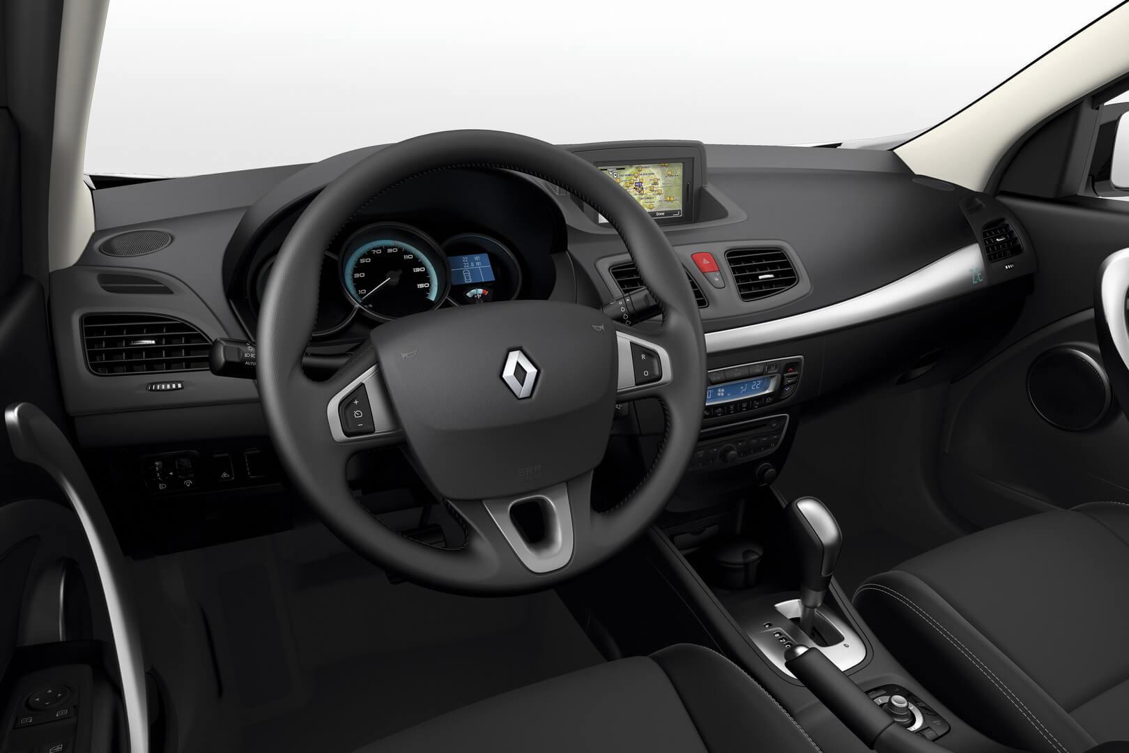 Фотография экоавто Renault Fluence Z.E. - фото 14