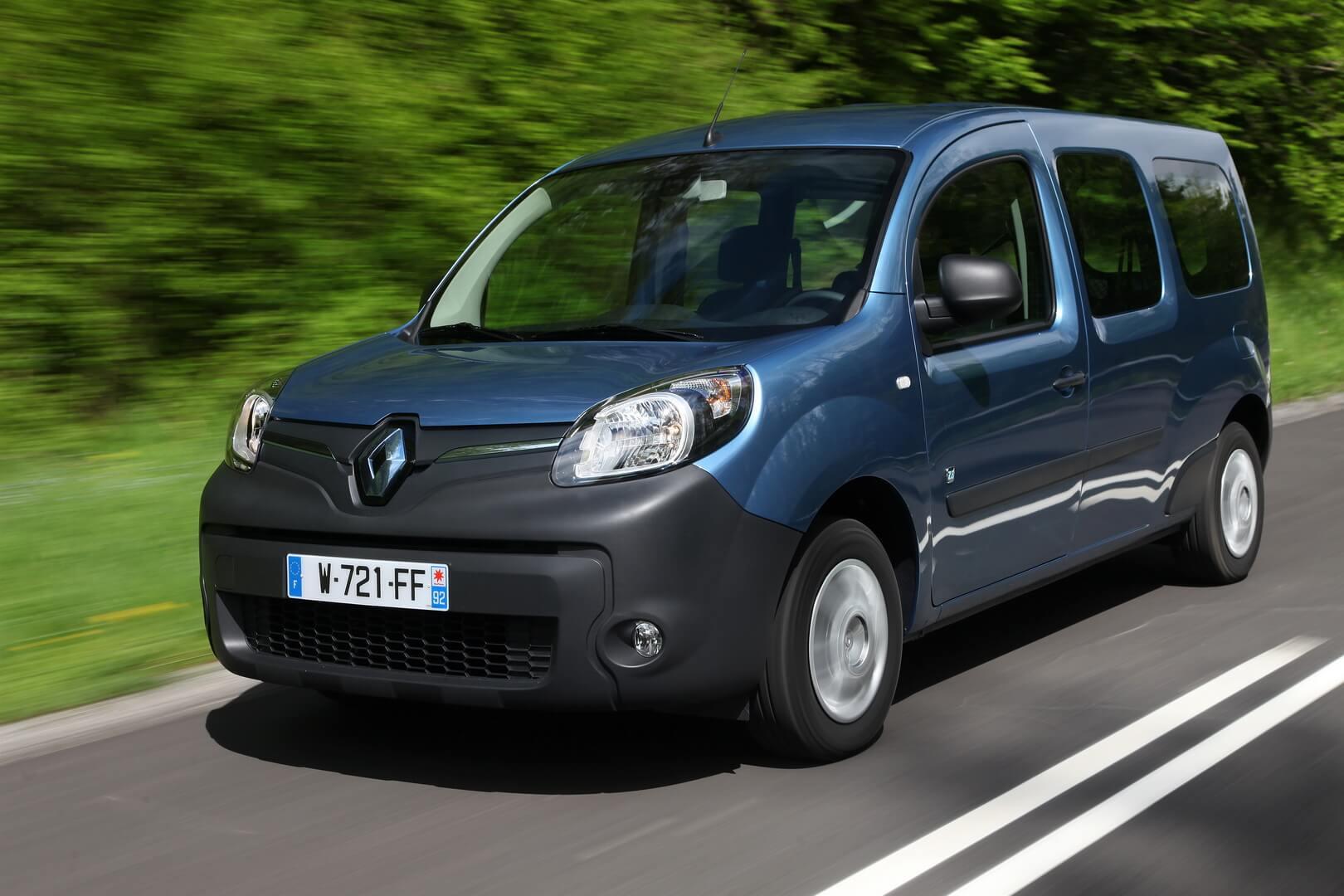 Фотография экоавто Renault Kangoo Z.E. - фото 9