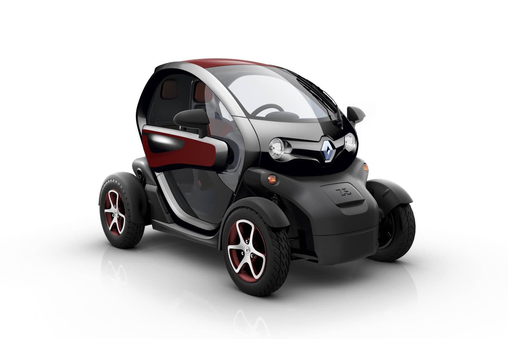 Фотография экоавто Renault Twizy - фото 3
