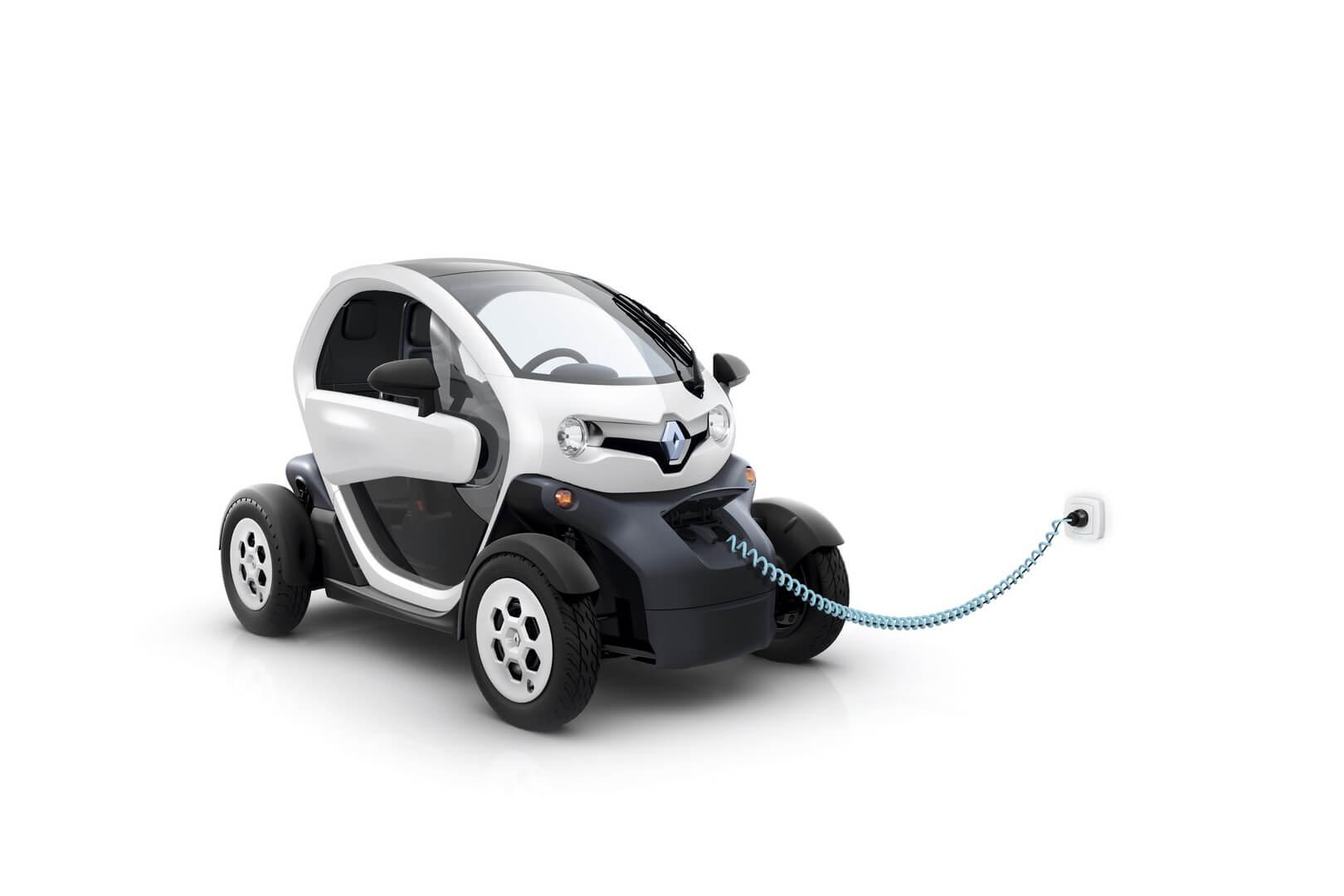 Фотография экоавто Renault Twizy - фото 4