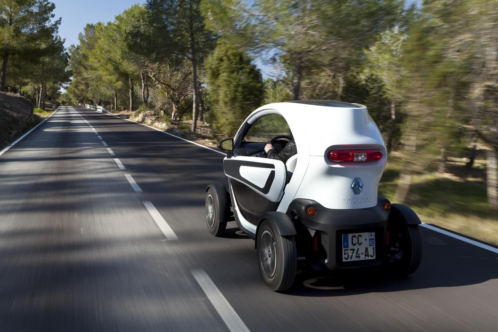 Фотография экоавто Renault Twizy - фото 6