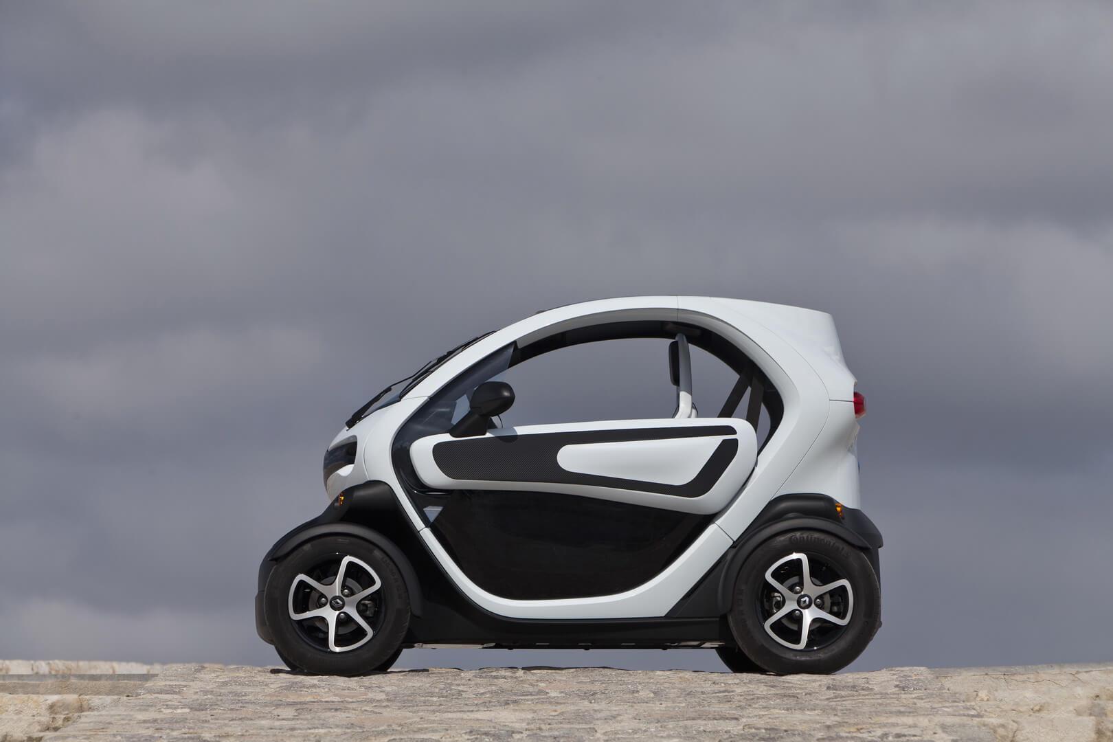 Фотография экоавто Renault Twizy - фото 8