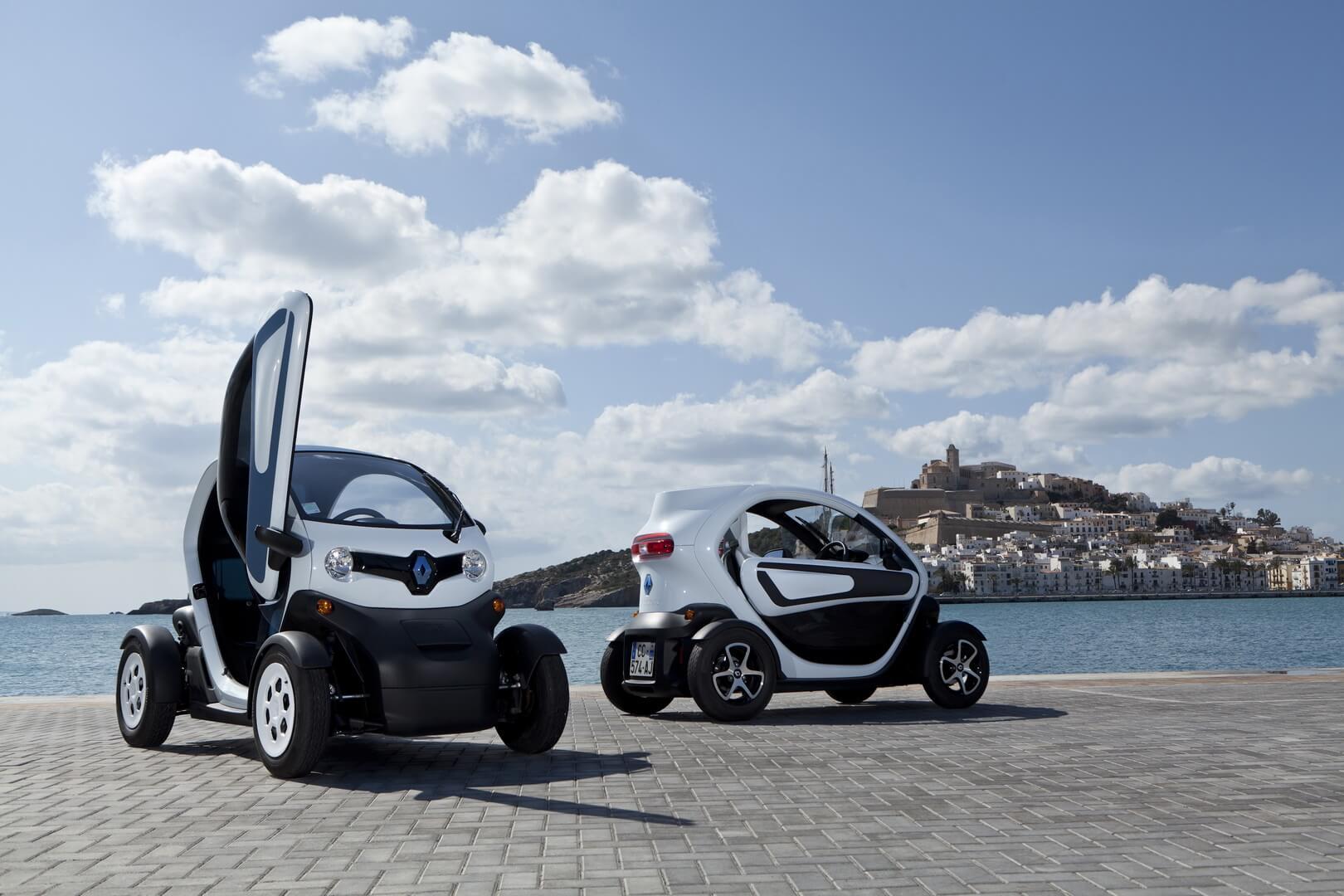 Фотография экоавто Renault Twizy - фото 9